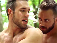 Logan Moore & Alex Mecum Flip-Fuck
