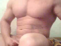 Big strong muscled twink is steamingly exciting from gay porn
